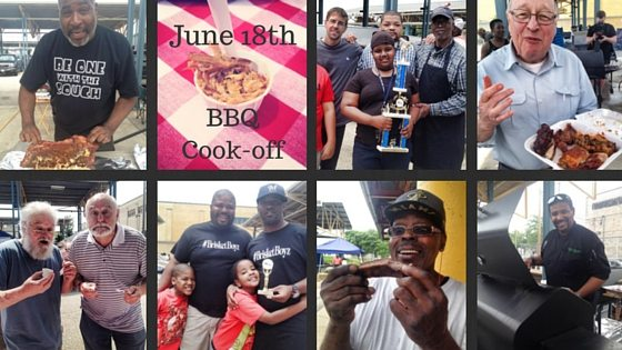 BBQ Cook-off 2016